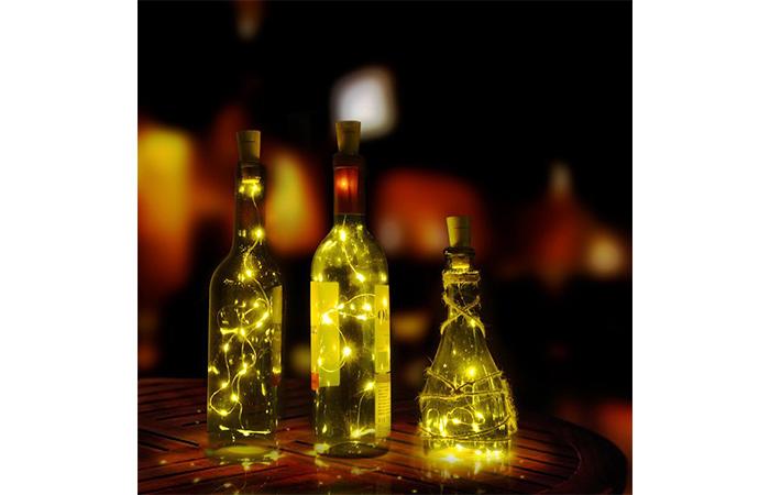 Lighting bottle
