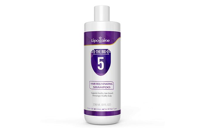 Lipogaine Premium Bio-Shampoo