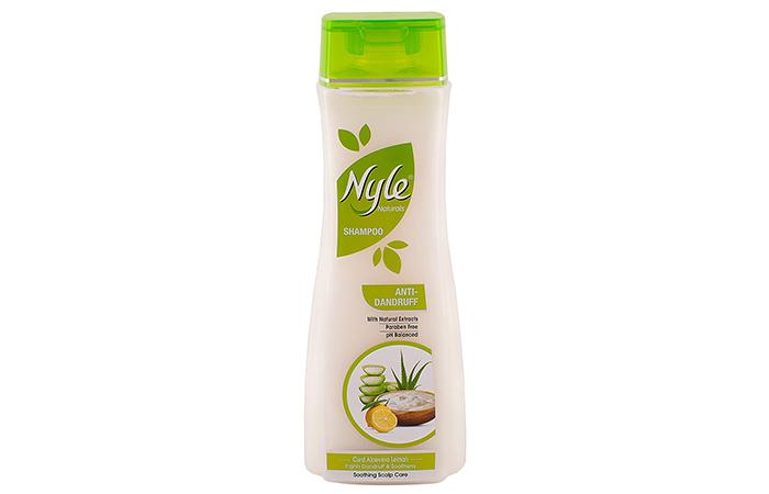 Nyle Naturals Anti-Dandruff Shampoo