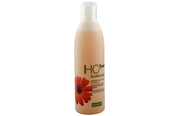 Organic Shampoo Shampoo Per Capelli Uso Frequente