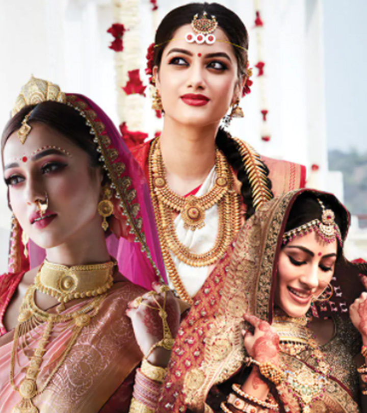 Bridal Trend Alert! Regional Indian Jewellery Styles That Are Here To Stay