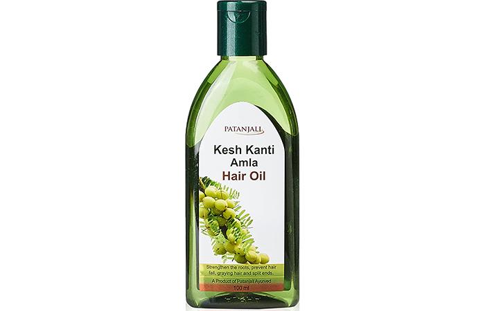 PATANJALI Kesh Kanti Amla Hair Oil
