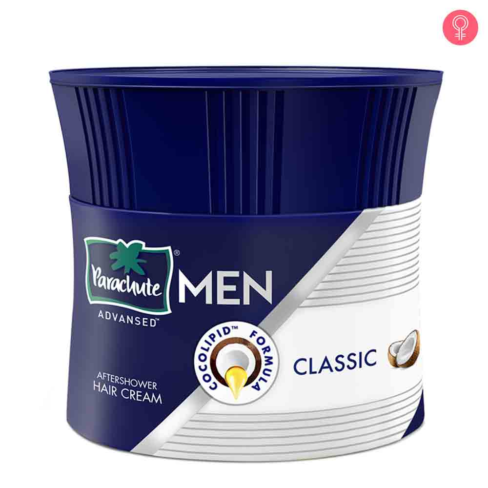 Parachute Advansed Men After Shower Hair Cream, Classic