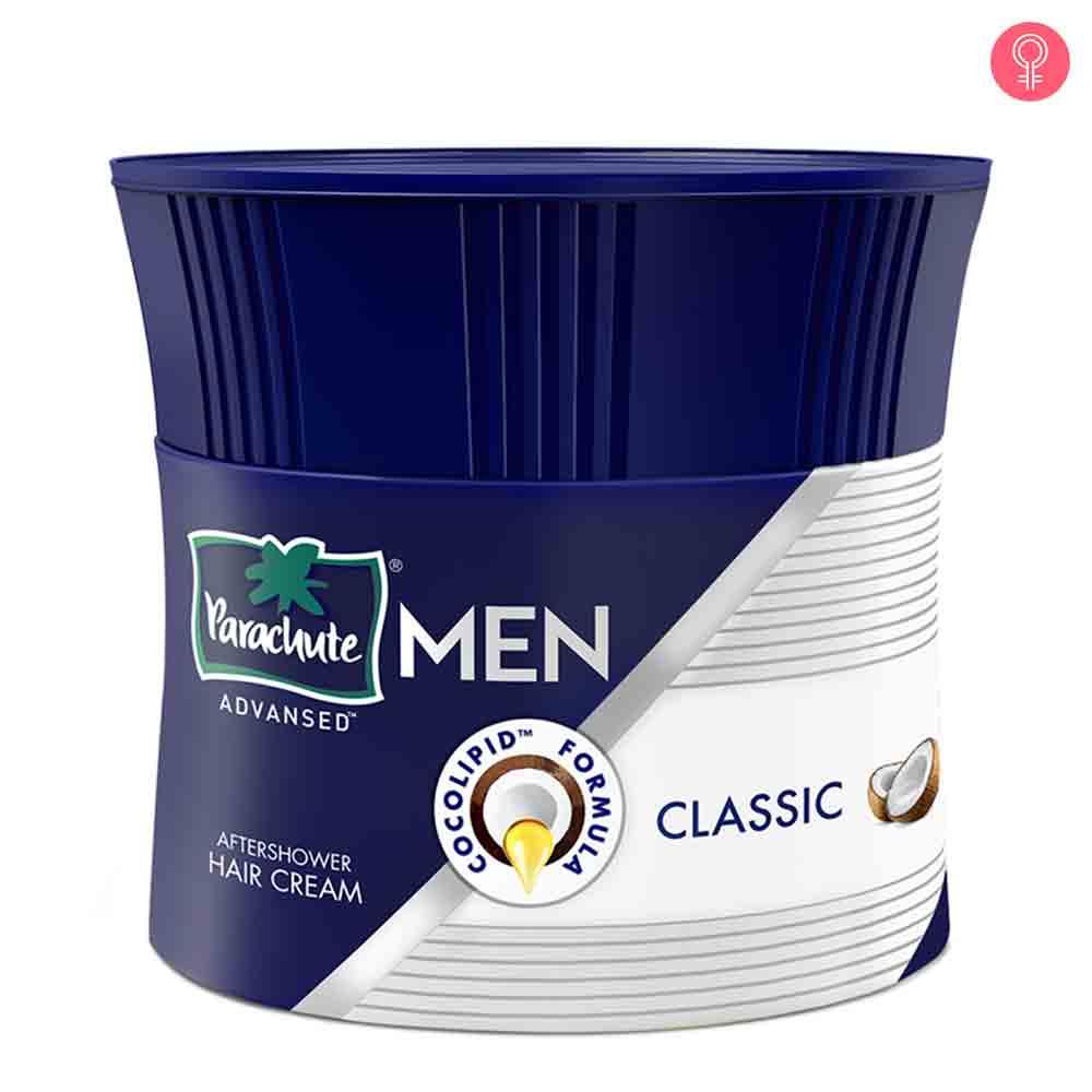 Parachute Advansed Men After Shower Hair Cream, Classic