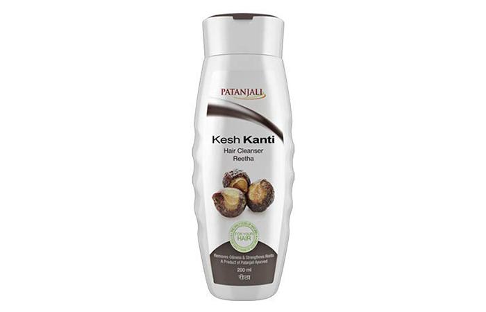 Patanjali Kesh Kanti Reetha Hair Cleanser