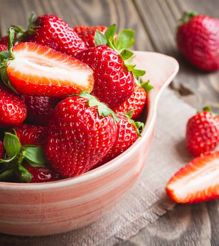 Strawberry Benefits, Uses And Side Effects in Bengali