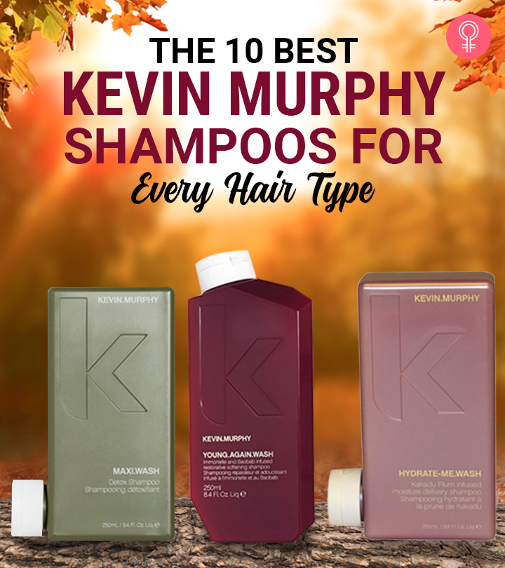 The 10 Best KEVIN.MURPHY Shampoos For Every Hair Type