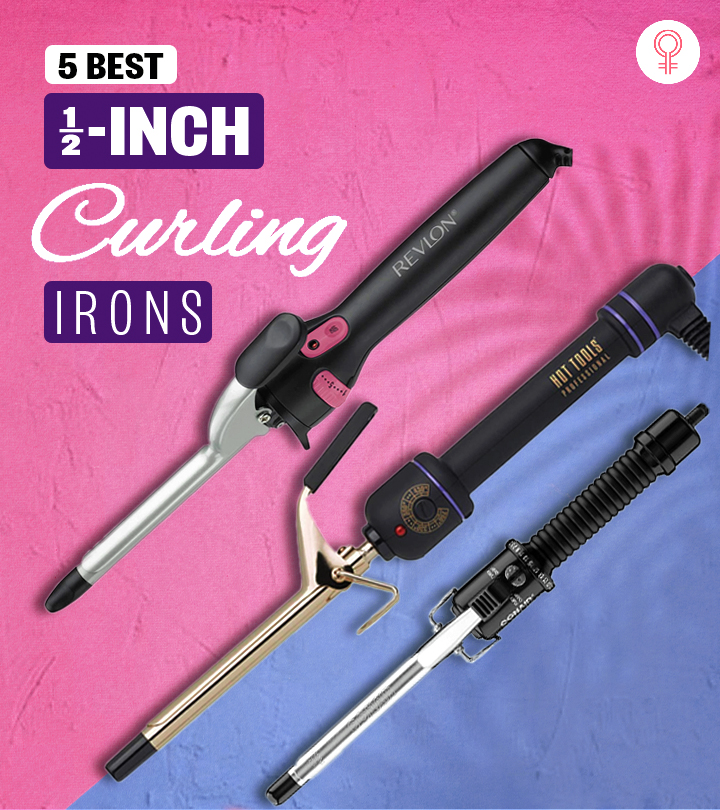 The 5 Best ½-inch Curling Irons Of 2021