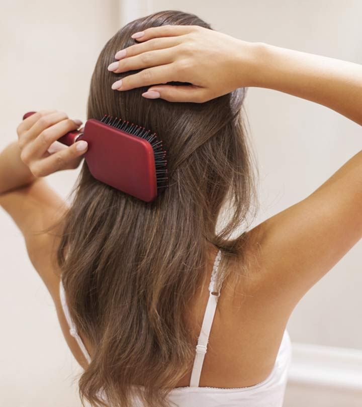 The Benefits Of Brushing Hair How To Use It