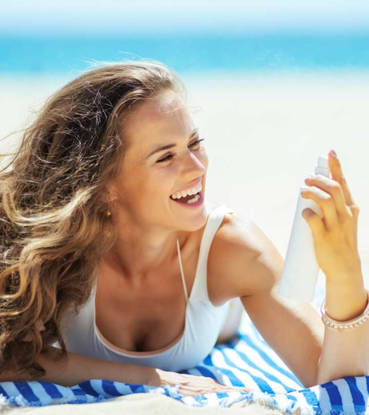 11 Best Sunscreens For Scalp And Hair You Should Try