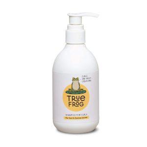 True Frog Shampoo For Curls