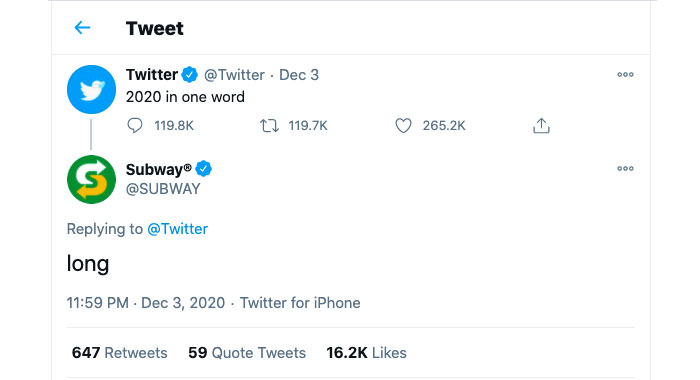Twitter is the month of December 2020-10