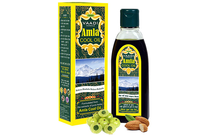 VAADI HERBALS Amla Cool Oil