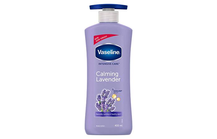 Vaseline INTENSIVE CARE Calming LavenderBody Lotion