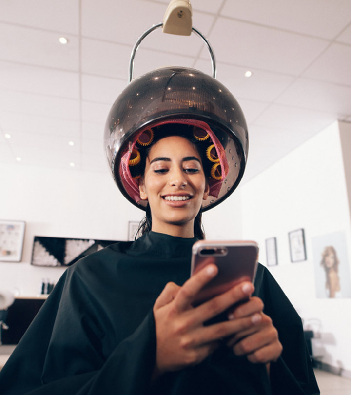 Why Steaming Is So Good For Your Hair