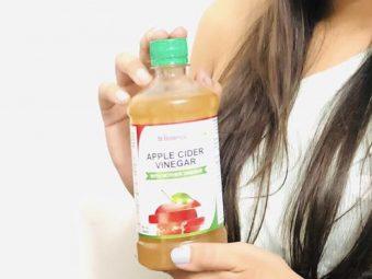 St Botanica Apple Cider Vinegar -Multipurpose product-By priyaarora17