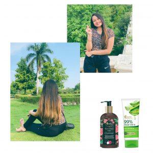 Oriental Botanics Red Onion Hair Conditioner pic 1-Good to try-By janhavipatel_
