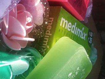 Medimix Ayurvedic 18 Herb Soap -it is ayurvedic-By crazy_trushhhh2311