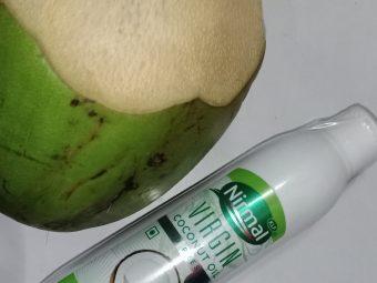 KLF Nirmal Cold Pressed Virgin Coconut Oil -Pure coconut oil-By kinjal_doshi