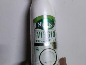 KLF Nirmal Cold Pressed Virgin Coconut Oil -Pure coconut oil !-By shagufa22