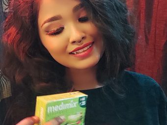 Medimix Ayurvedic Natural Glycerine soap with Lakshadi Oil pic 6-Best soap for winter!-By nikita_biswas