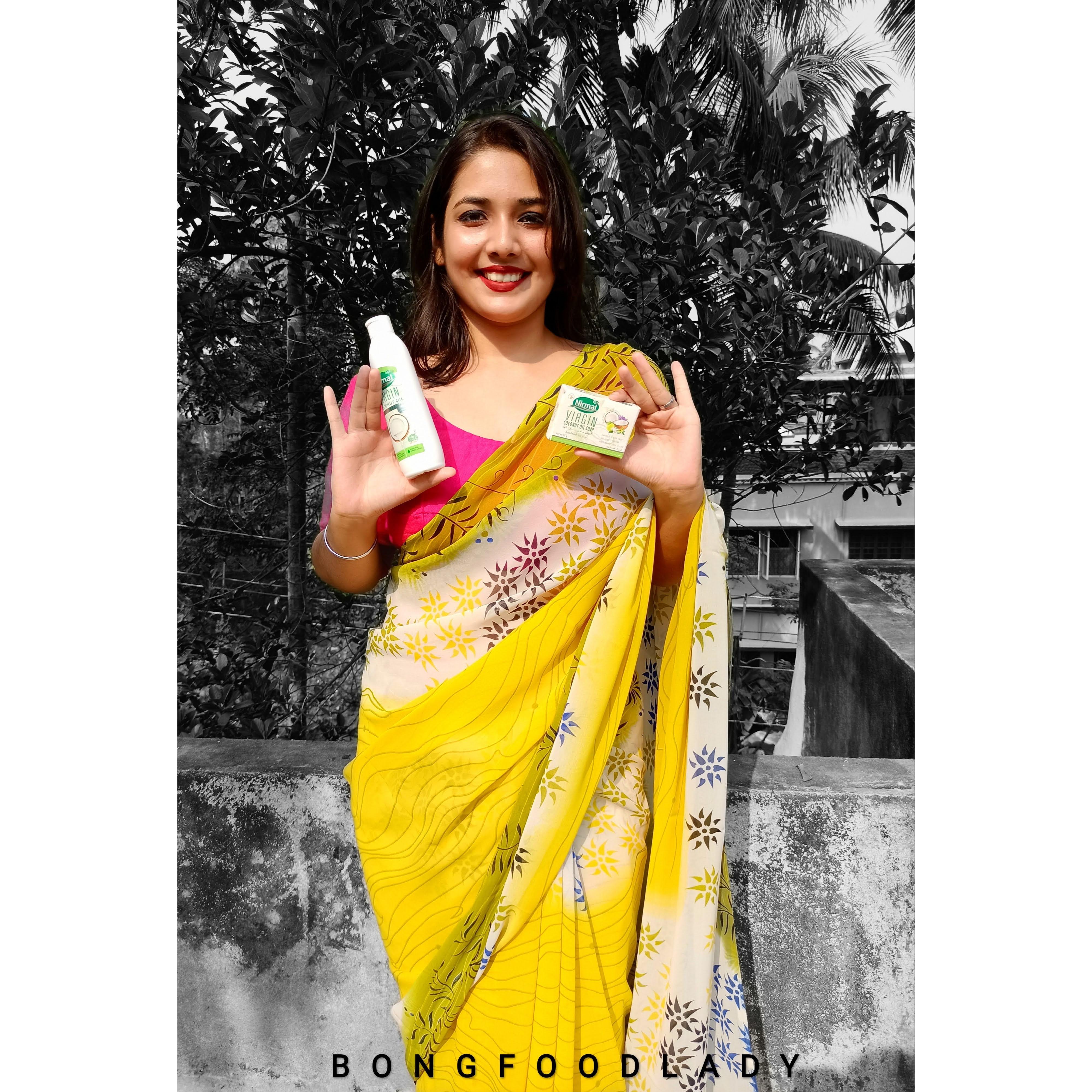 KLF Nirmal VCO Soap-Excellent lather-By raina_das
