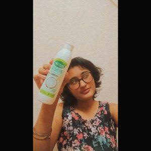 KLF Nirmal Cold Pressed Virgin Coconut Oil -Best coconut hair oil!-By vanshika514