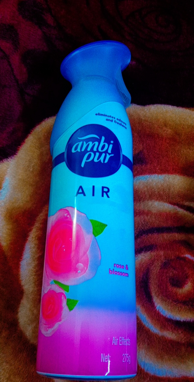 Ambi Pur Air Freshener – Rose and Blossom -Ambipure rose and blossom room freshner-By ridhi_khanna