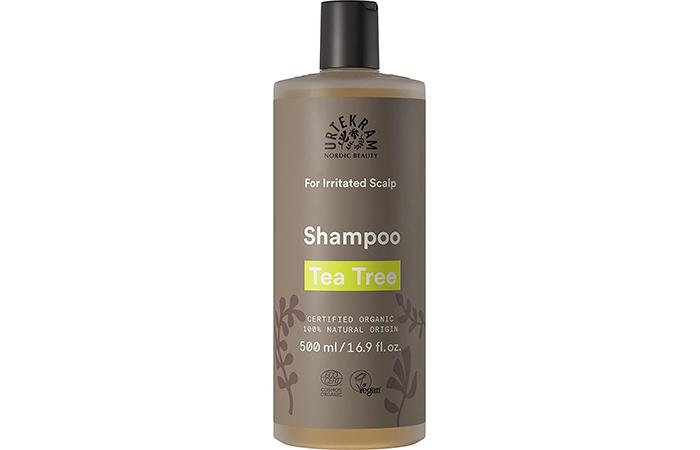 tea tree shampoo organic