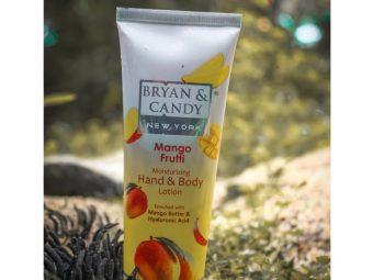 Bryan & Candy New York Mango Frutti Hand and Body Lotion -Smells Divine!-By nishmitha_kishore_uchil