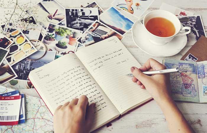 writing-travel-diary-memories-photos