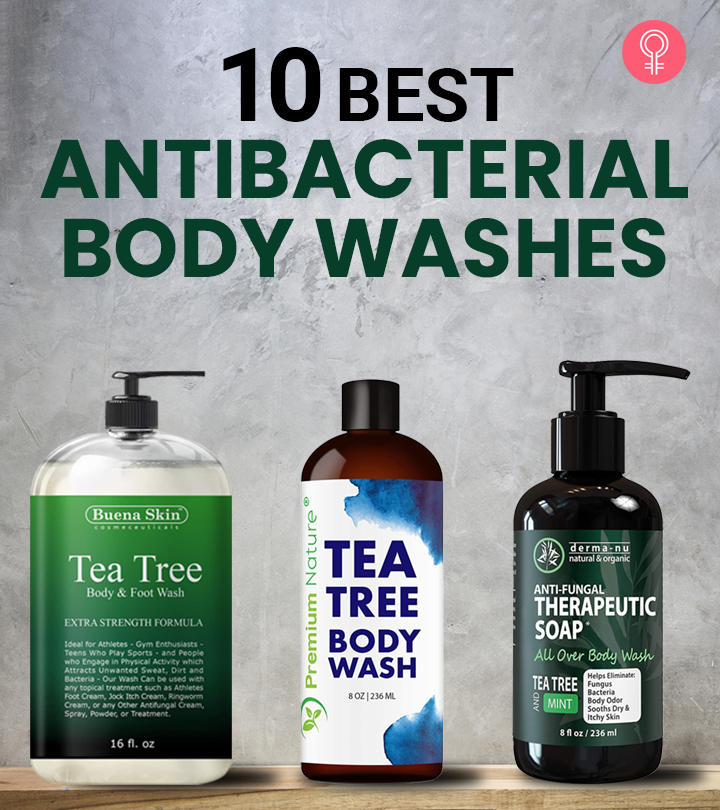 10 Best Antibacterial Body Washes