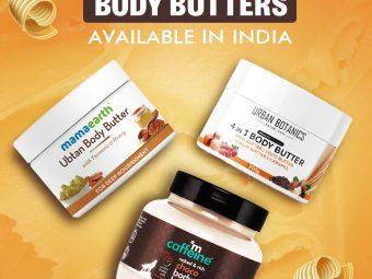 10 Best Body Butters Available in India