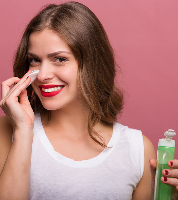 10 Best Natural Toners For Oily Skin Of 2021 For Radiant Skin