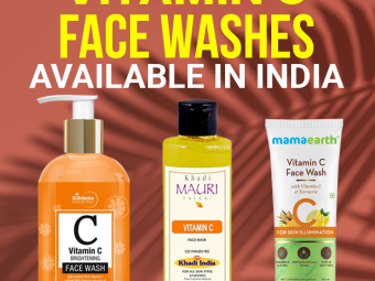 10 Best Vitamin C Face Washes Available In India
