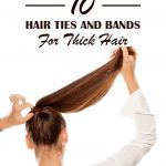 10 Hair Ties And Bands For Thick Hair