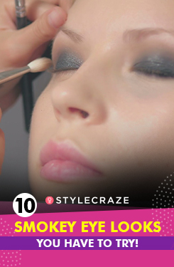 10 Smokey Eye Looks You Have To Try!