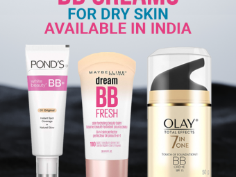 11 Best BB Creams For Dry Skin Available In India