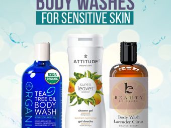 11 Best Body Washes For Sensitive Skin – 2021
