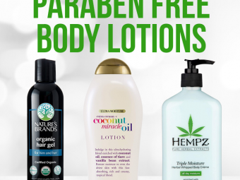 11 Best Paraben-Free Body Lotions