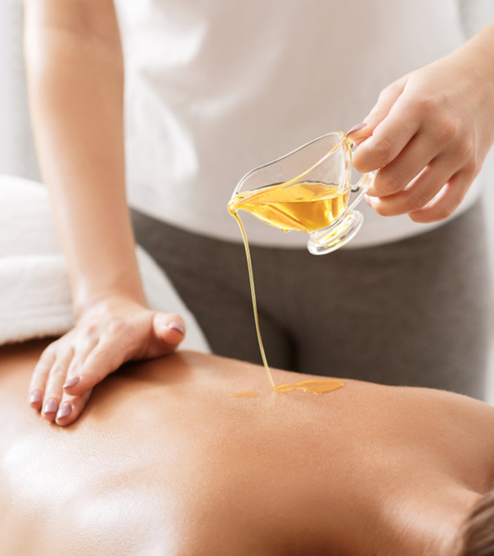 12 Best Body Massage Oils Available In India