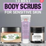 13 Best Body Scrubs For Sensitive Skin – 2021