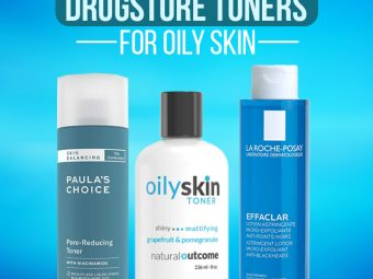 13 Best Drugstore Toners For Oily Skin