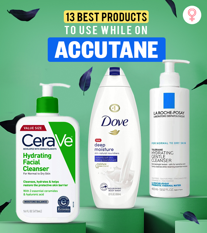 13 Best Products To Use While On Accutane