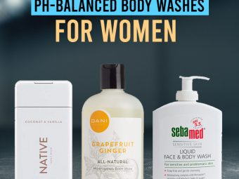 13 Best pH-Balanced Body Washes For Women