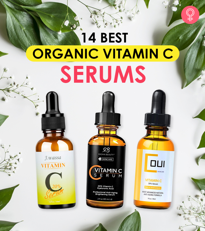 14 Best Organic Vitamin C Serums