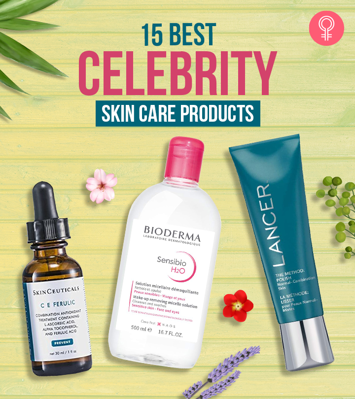 15 Best Celebrity Skin Care Products Of 2021