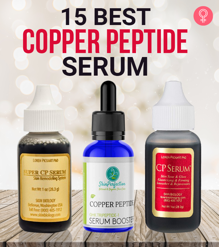 15 Best Copper Peptide Serums