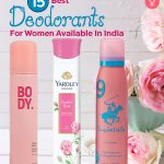 15 Best Deodorants For Women Available In India