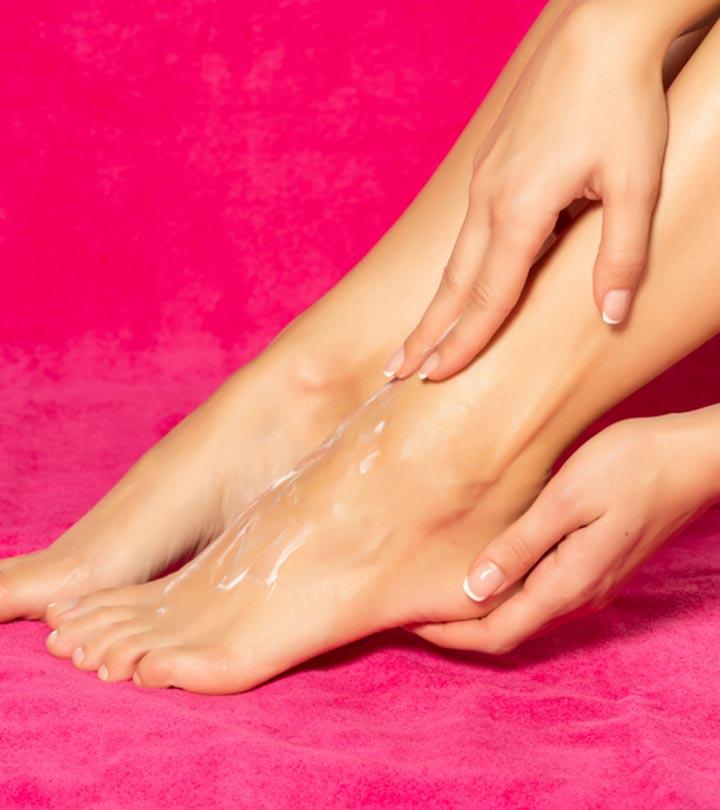 15 Best Foot Creams For Crack-Free Heels